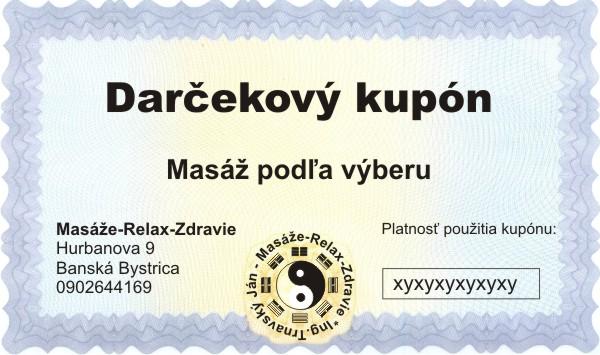 Darekov zavov kup ny a k dy a -30